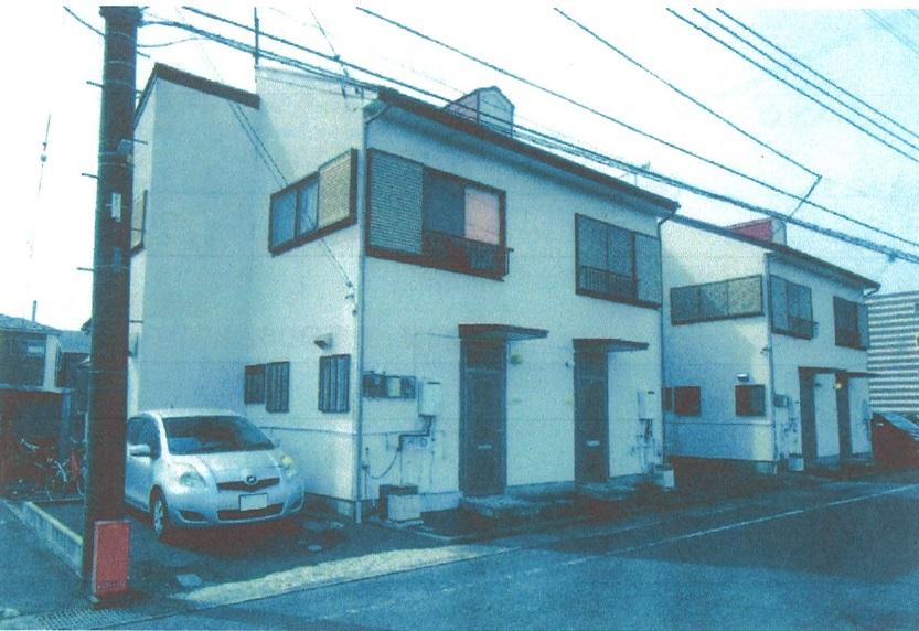 内田テラスハウス2号