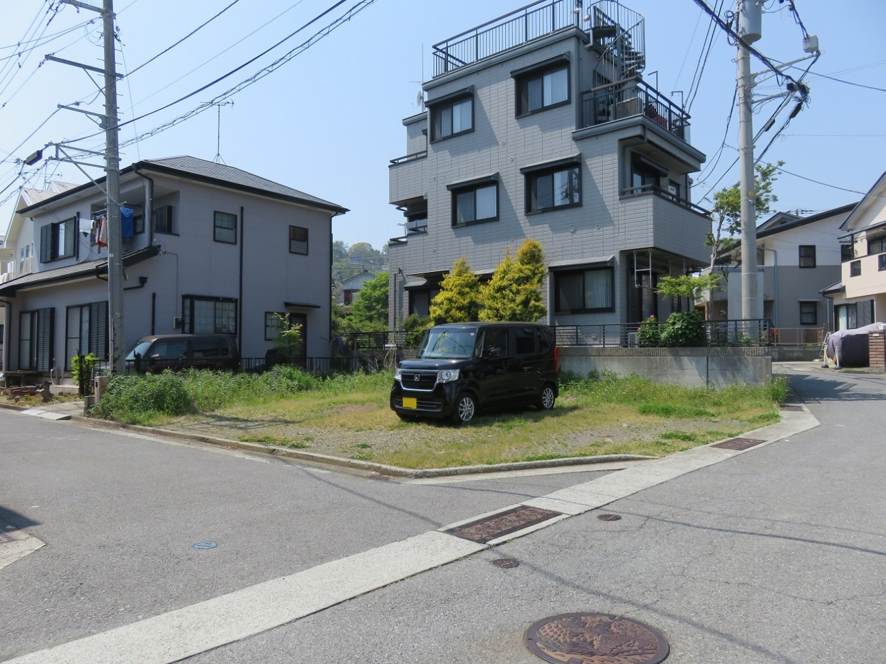 【売買・土地】前川 1宅地