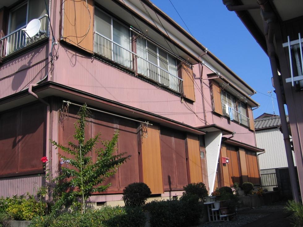 【賃貸アパート】本田荘